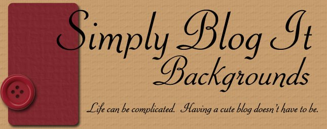 Simply Blog It Backgrounds - Free Blog Backgrounds