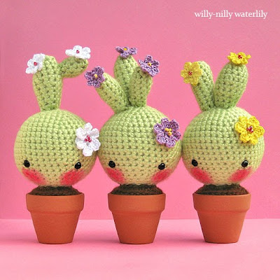 Willy-Nilly Waterlily: My First Amigurumi Pattern: A Willy ...