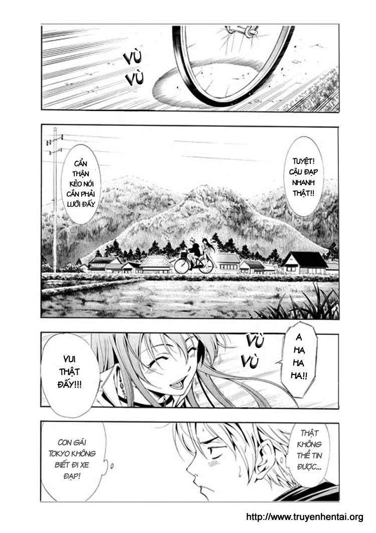 Thị Trấn Tình Yêu chap 1 - Trang 13