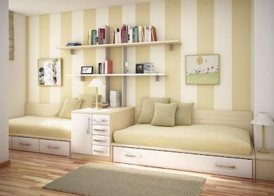 Beautiful Teen Room Design Ideas