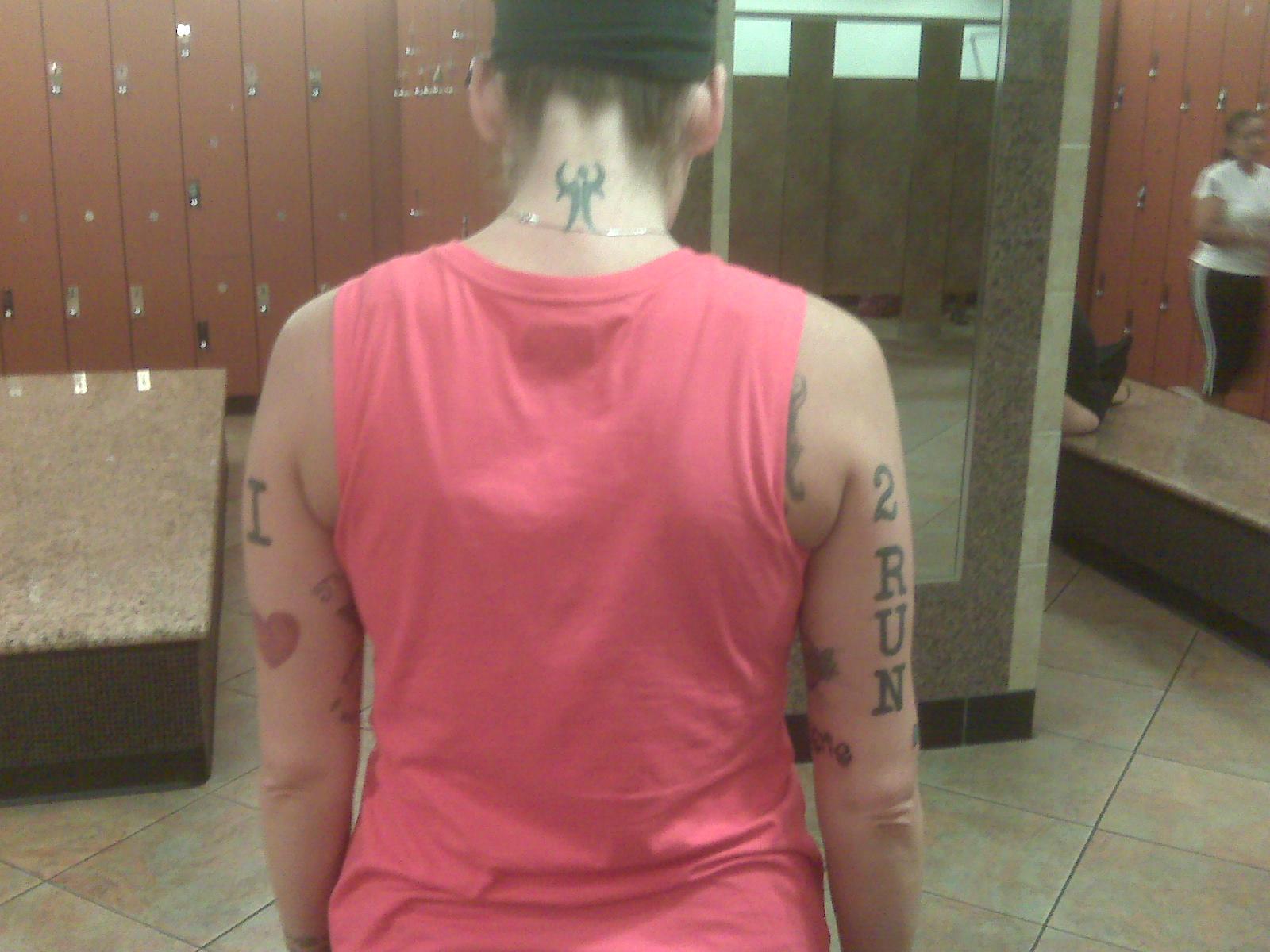 The Ironman Tattoo