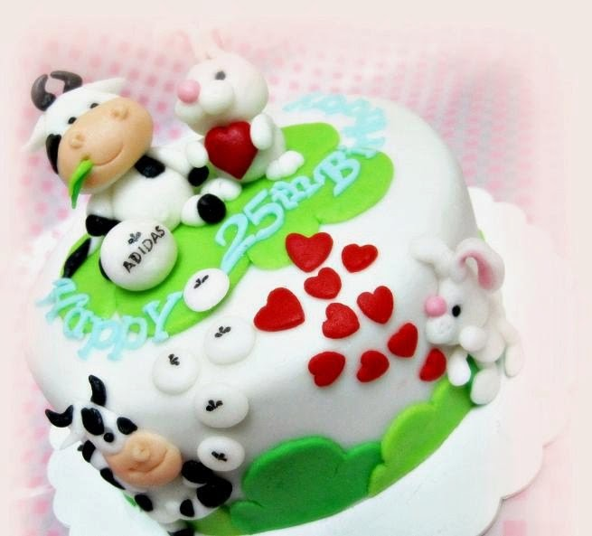 Cow Cake Ideas