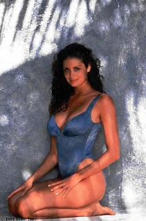 Stacey Williams SI Swimsuit Model 90's