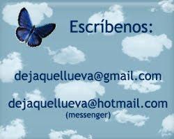 Porque hay que luchar   http://fundaciondejaquellueva.blogspot.com/