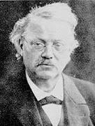 Johan Gustaf Knut Wicksell (1851 - 1926)