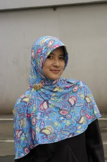 Beautiful School Jilbab Moslem of Moslem Fashion