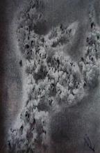 Paloma de Palomitas 9X16 cm