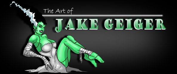 The Art and Sketchblog of Jake Geiger