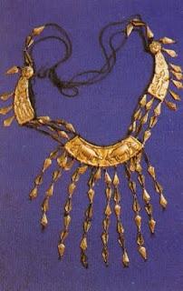 Perhiasan Emas Toraja (Kalung)
