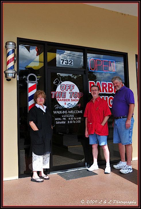 Hairs My Barber Shop Gresham 56