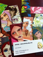 mmm moo cards by lorri