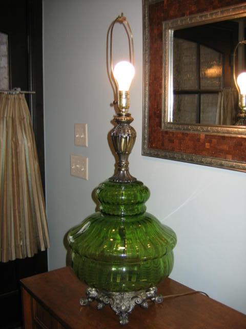 modgirlvintage swag lamp and table lamp vintage retro. Black Bedroom Furniture Sets. Home Design Ideas