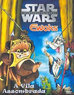 Baixar Star Wars Ewoks: A Vila Assombrada Dublado - 1985