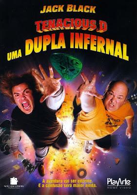 Tenacious D: Uma Dupla Infernal - DVDRip Dual Áudio
