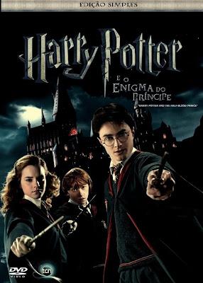 Download  Harry Potter e o Enigma do Príncipe DVDRip H264 Legendado - Telona - Filmes rmvb pra baixar grátis