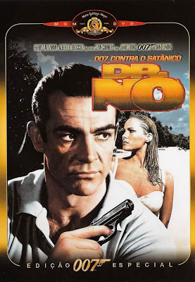 007 Contra o Satânico Dr. No - DVDRip Dual Áudio