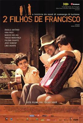 2 Filhos de Francisco - DVDRip Nacional