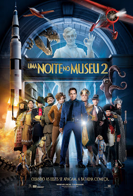 Uma Noite no Museu 2 – Dublado – Ver Filme Online