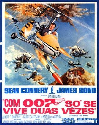 Com 007 Só Se Vive 2 Vezes - DVDRip Dual Áudio