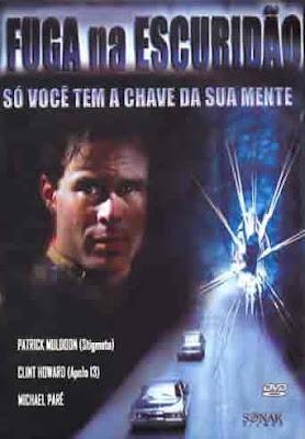 Filme poster Fuga na Escuridão DVDRip XviD Dual Áudio