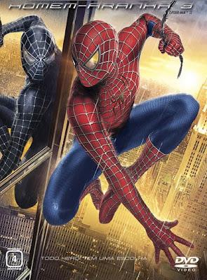 Homem-Aranha 3 - DVDRip Dual Áudio