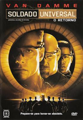 Soldado Universal 2: O Retorno - DVDRip Dublado