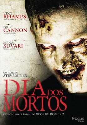 Dia dos Mortos - DVDRip Dual Áudio