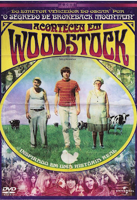 Aconteceu em Woodstock - DVDRip Dual Áudio
