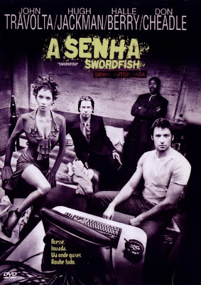 A Senha: Swordfish - DVDRip Dual Áudio