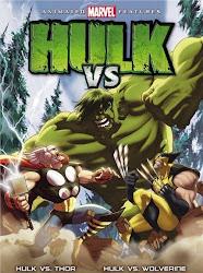 Baixar Filme Hulk Vs. Thor e Hulk Vs. Wolverine (Dublado) Online Gratis