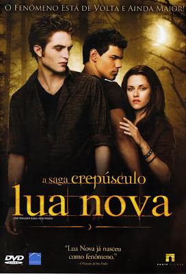 Baixar A Saga Crepúsculo: Lua Nova (The Twilight Saga: New Moon) DvdRip XviD
