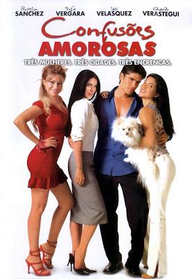 Filme Poster Confusões Amorosas DVDRip XviD Dual Audio & RMVB Dublado