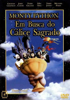 Monty Python: Em Busca do Cálice Sagrado - DVDRip Dual Áudio
