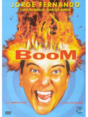 Boom: Jorge Fernando - DVDRip Nacional