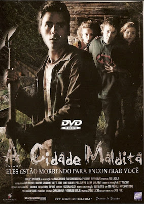 A Cidade Maldita - DVDRip Dublado