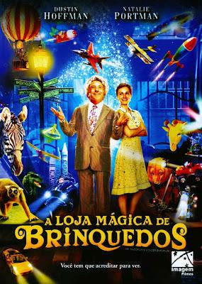 Baixar Filmes Download   A Loja Mágica De Brinquedos (Dublado) Grátis