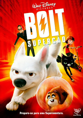 Bolt: Supercão - DVDRip Dual Áudio