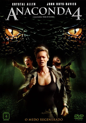 Baixar Filme Anaconda 4   Dublado