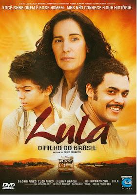 Lula: O Filho do Brasil - DVDRip Nacional