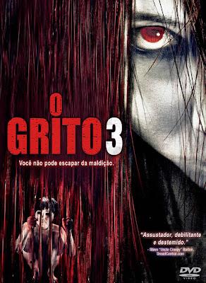 O Grito 3 - DVDRip Dual Áudio