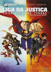 Baixar Filme Liga Da Justiça: Crise Em Duas Terras (Dual Audio) Online Gratis