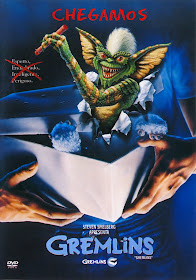 Download - Gremlins - DVDRip AVI Dual Áudio