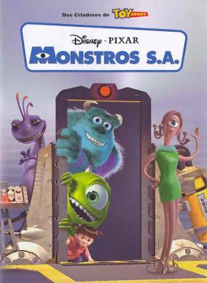 Monstros S.A. - DVDRip Dublado