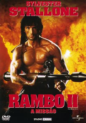 Rambo 2: A Missão - DVDRip Dublado