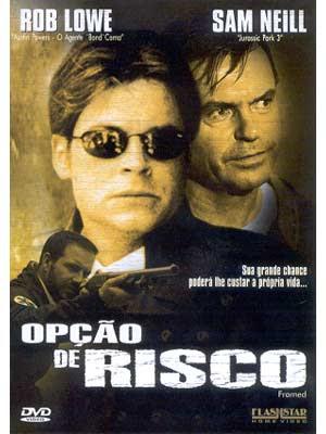 Opção de Risco - DVDRip Dual Áudio