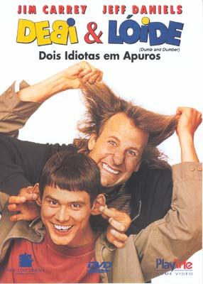 Debi e Lóide: Dois Idiotas em Apuros - DVDRip Dual Áudio