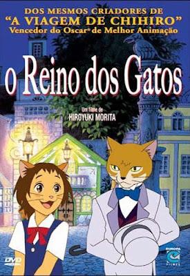 O Reino dos Gatos - DVDRip Dublado