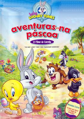 Baixar Filmes Download   Baby Looney Tunes: Aventuras na Páscoa (Dublado) Grátis