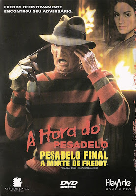 A Hora do Pesadelo 6: A Morte de Freddy Dublado