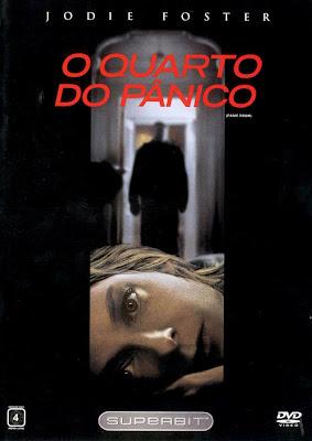 Filme Poster O Quarto do Pânico DVDRip XviD & RMVB Dublado